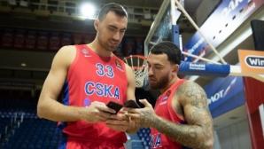 Новата звезда на ЦСКА (М) пребори коронавируса