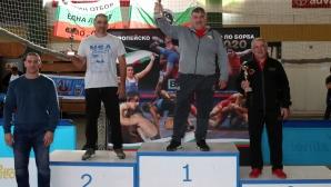 Русенци спечелиха отборния трофей в свободния стил