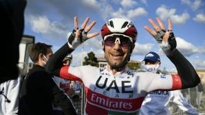 Диего Улиси спечели 13-ия етап от Обиколката на Италия