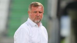 Словакия иска Върба за национален селекционер