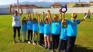 Проект стимулира спорта в малките населени места