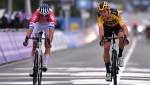 Матю ван дер Пул спечели Обиколката на Фландрия