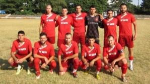 Кубрат (Кубрат) с втора победа в първенството