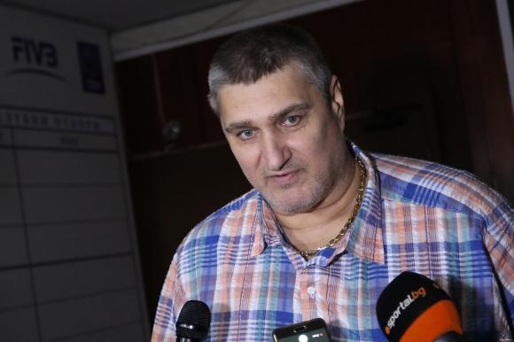 Любо Ганев гостува във Видин за Деня на волейбола