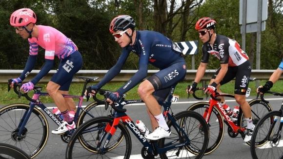 Примож Роглич спечели първия етап на 75-ата Обиколка на Испания