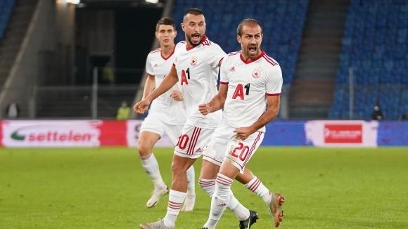 БНТ 1 излъчва мачовете на българските евроучастници...
