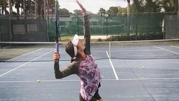 Диа Евтимова отпадна в първия кръг на турнир в Тунис
