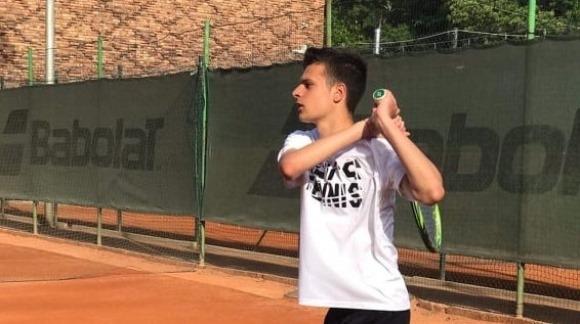 Симеон Терзиев приключи участието си на ITF турнира в...