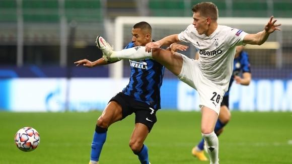 Интер без Алексис Санчес в следващите два мача