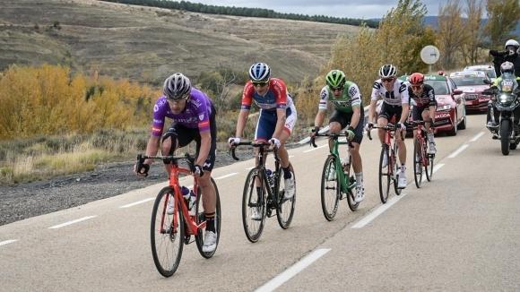 Дан Мартин спечели третия етап от Обиколката на Испания