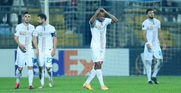 Реал Сосиедад тръгна с успех в Лига Европа