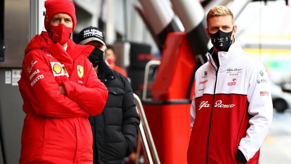 Мик Шумахер: Готов съм за Формула 1