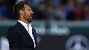 Наставникът на Антверп: Не знаех за мача с Левски от 1989 година