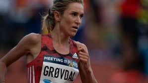 Грьовдал подобри рекорда на Норвегия на 10 км