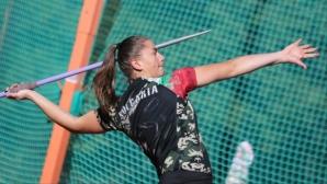 Михаела Петкова пред Sportal.bg: Искам медал от Европейското до 23 години