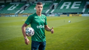 Кирил Десподов ще стартира от първата минута в Лига Европа