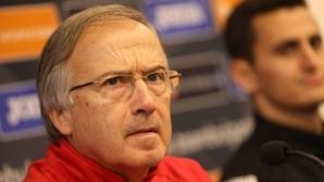 Дерменджиев: Трябва да се съобразяваме с моментното състояние на българския футбол