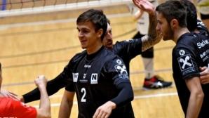 Валентин Благинов и Валдфиртел с първа победа в MEVZA (видео)