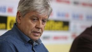 Емил Спасов не е оптимист за бъдещето на Левски