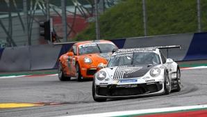Рекордно класиране за Георги Дончев в Porsche Carrera Cup