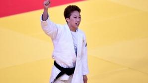 Олимпийска медалистка от Рио в джудото прекрати кариерата си