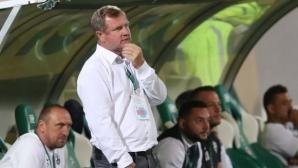 Върба: Първият мач от Лига Евопа е най-важен, съставът ще е коренно различен (видео)