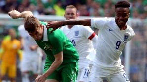 Англия смени Нова Зеландия с Ирландия