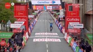 Марк Солер спечели втория етап от Обиколката на Испания