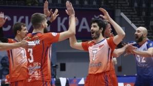 Силен Тодор Скримов с 14 точки, Енисей с втора загуба в Русия (видео)