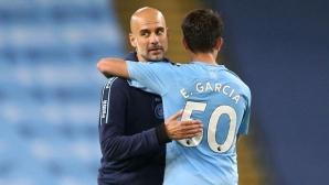 Манчестър Сити иска да задържи Ерик Гарсия