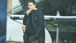 Брайън Приске: Ако не дадеш 100 процента в Шампионската лига, те наказват