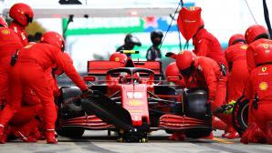 Ферари с нови подобрения за ГП на Португалия