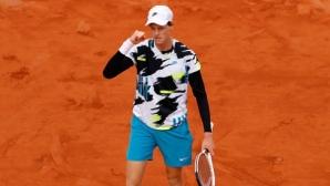 Синер се класира на четвъртфиналите в Кьолн, Симон надви Шаповалов