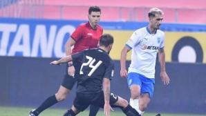 Сензация в Румъния: отборът на тримата българи нанесе първа загуба на лидера