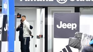 Кристиано таи надежди все пак да излезе срещу Барселона