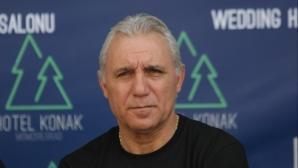 Стоичков след загубата от Клуж: Някои футболисти не издържаха на нивото на битката