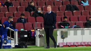 Куман: Не очаквам да видя Реал Мадрид уязвими