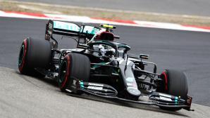 Ботас най-бърз след първата тренировка за Гран При на Португалия