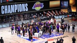 Новият сезон в НБА започва около Коледа?