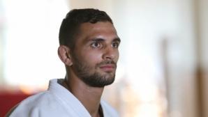 Ивайло Иванов загуби на репешажите за бронза на турнира от Големия шлем в Будапеща