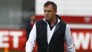 Акрапович: След първия гол противникът се отвори