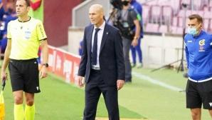 Зидан: Заслужавахме победата без значение от дузпата