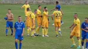 Марица (Пд) взе дербито със Спартак