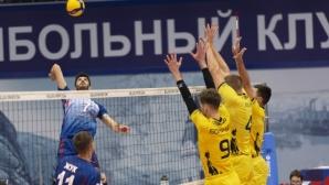 Тодор Скримов блесна с 21 точки, Енисей с трета загуба в Русия