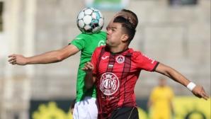 Мачове и резултати от 11-ия кръг на Втора лига, Лудогорец 2 разпиля Септември (Симитли)