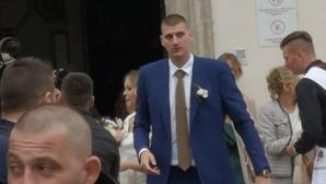 Никола Йокич мина под венчилото