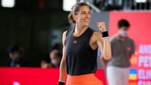 Петкович разкритикува неравнопоставеното отношение към мъжете и жените в тениса