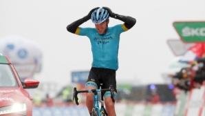 Йон Исагире спечели 6-ия етап от Обиколката на Испания