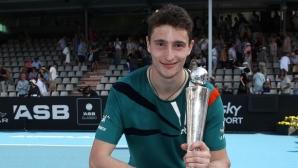Юмбер спечели титлата в Антверп