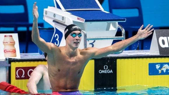 Чупков с рекорд на Русия и